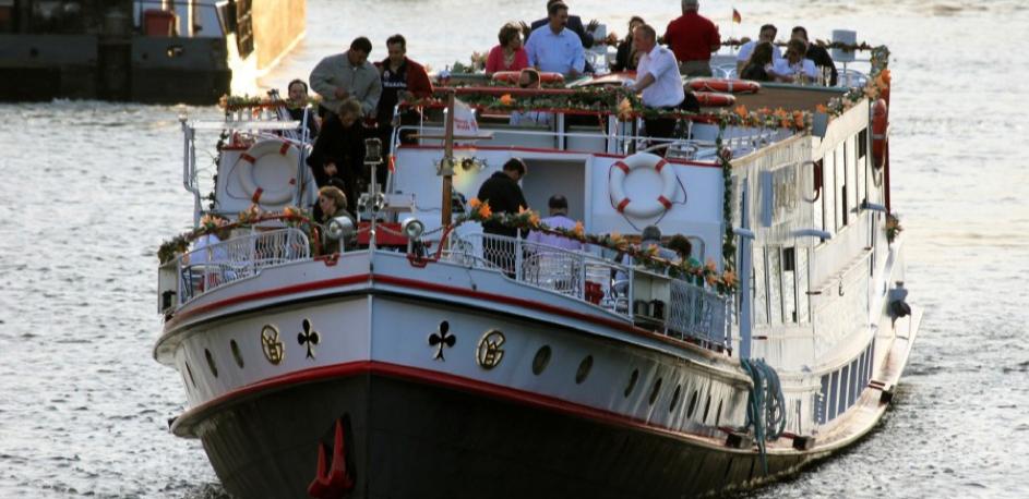 """Event Ship """"Kreuz As"""""""